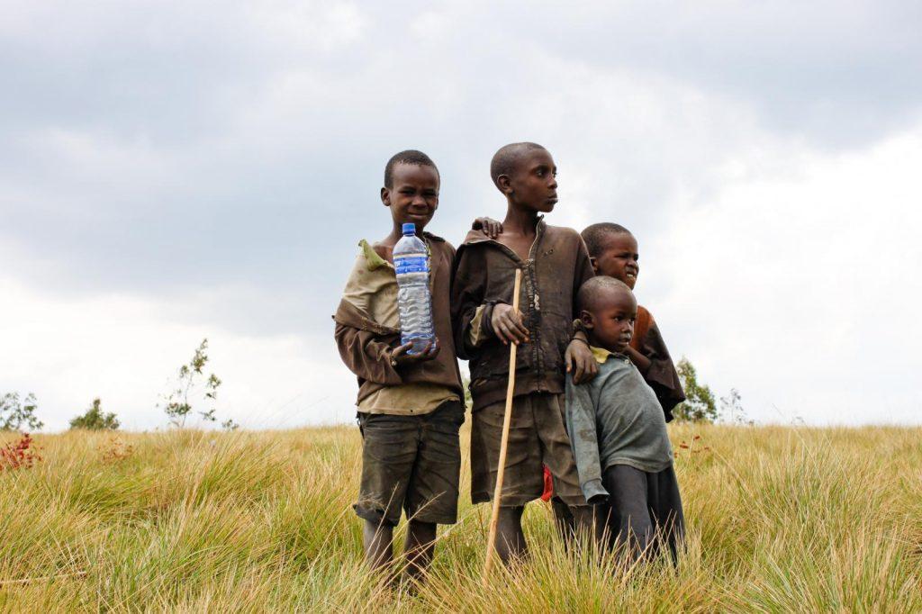 Aide aux enfants d'Afrique