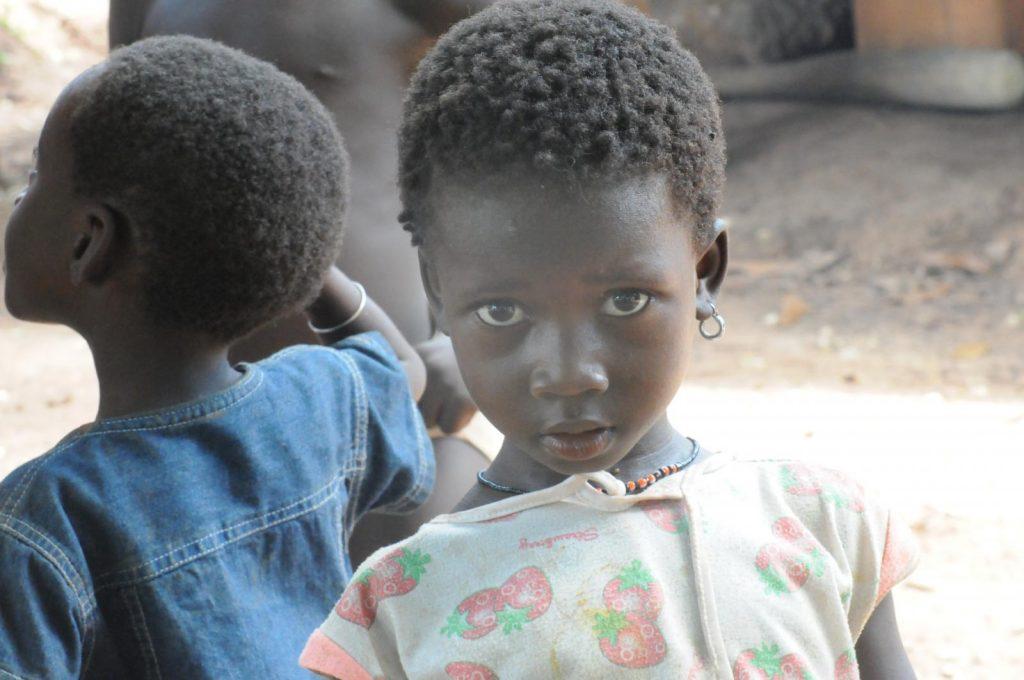 Fille Afrique