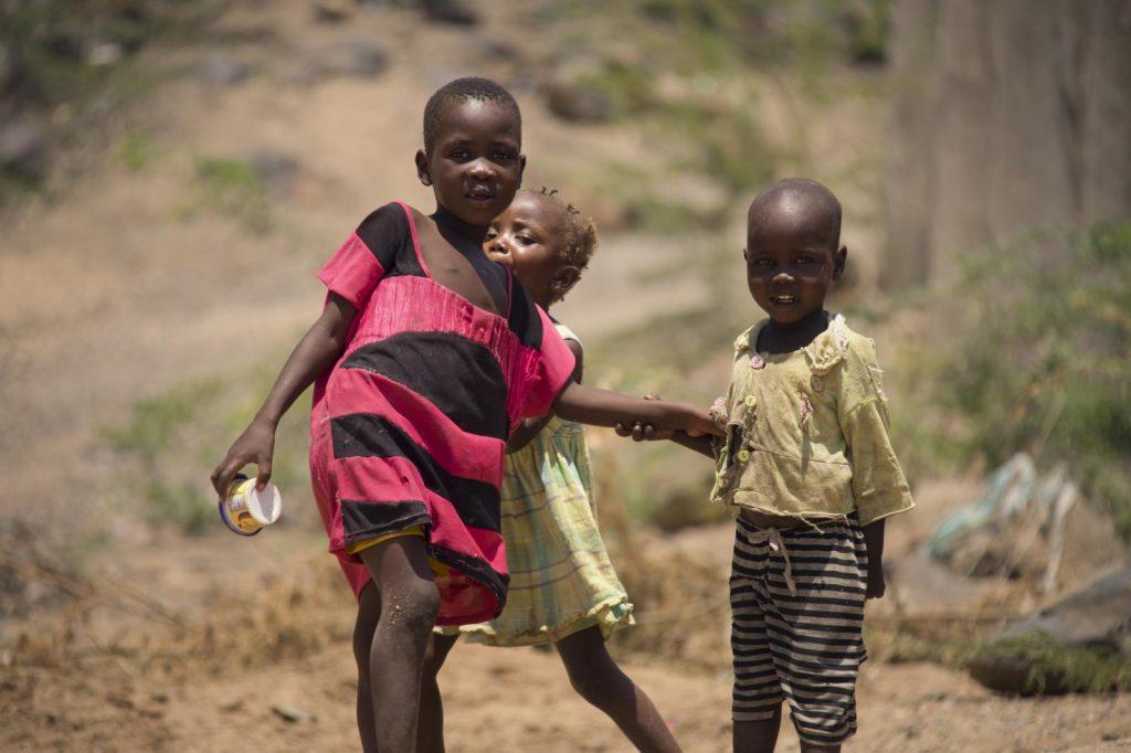 Enfants africain